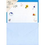 G.C.PRESS レターセット 035−01 夏遊│レターセット・便箋 レターセット