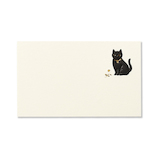 G.C.PRESS ミニメッセージカード 077−37 Cat 8枚入