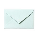 G.C.PRESS ミニメッセージカード用封筒 079-08 ペールミント│カード・ポストカード メッセージカード