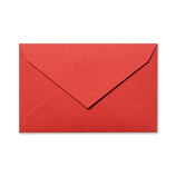 G.C.PRESS ミニメッセージカード用封筒 079−15 ピュアレッド│カード・ポストカード ミニカード