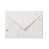 G.C.PRESS ふみ揃え封筒 和紙 081-83 星