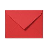 G.C.PRESS ふみ揃え封筒 ピュアレッド 082−42│封筒・はがき 角封筒