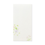 G.C.PRESS 紙司撰 封筒 257-19 花の封筒 夏の散歩道