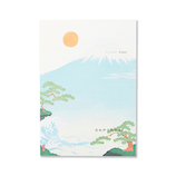 G.C.PRESS 紙司撰 便箋 261-24 Fujiyama