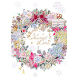 【クリスマス】 G.C.PRESS 便箋 クリスマスキャロル 409−60