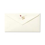 G.C.PRESS 封筒 502-91 Ladybird テントウムシ│封筒・はがき 洋封筒