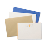 G.C.PRESS ショートメッセージカードセット 552−28 月│カード・ポストカード メッセージカード