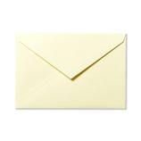 G.C.PRESS カラー封筒 洋1 5枚 565-23 ペールイエロー│封筒・はがき 洋封筒