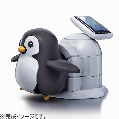 エレキット とことこペンギン JS−6521