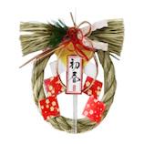 【年賀用品】 神明堂 正月飾り 信濃結び飾り りんご SMK-02