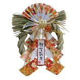 【年賀用品】 神明堂 正月飾り 信濃結び飾り 花都 SMK-52