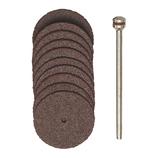 プロクソン 切断砥石10枚セット 径22mm 28810