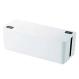エレコム(ELECOM) ケーブルボックス(6個口) EKC-BOX001WH ホワイト│配線用品・電気材料 その他 配線用品