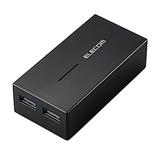 エレコム スマートフォン・タブレット用バッテリー 6030BK ブラック