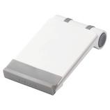 エレコム スマートフォン用コンパクトスタンド P-DSCMPWH ホワイト