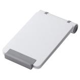 エレコム タブレット用コンパクトスタンド TB-DSCMPWH ホワイト