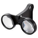 エレコム(ELECOM) VRグラス(極小タイプ) P-VRG06BK ブラック