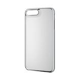 【iPhone8Plus/7Plus】 エレコム シェルカバー 極み サイドメッキ PM-A17LPVKMSV シルバー