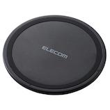 エレコム(ELECOM) Qi規格対応ワイヤレス充電器 5W W-QA03BK ブラック