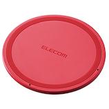 エレコム(ELECOM) Qi規格対応ワイヤレス充電器 5W W-QA03 ピンク
