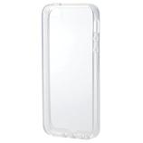 【iPhoneSE/5s/5】 4インチ エレコム 透明シリコン 16SSCTCR クリア