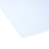 アクリサンデー アクリルIR板 IR432 S 550×320×1mm 強化乳白半透明│樹脂・プラスチック アクリル板