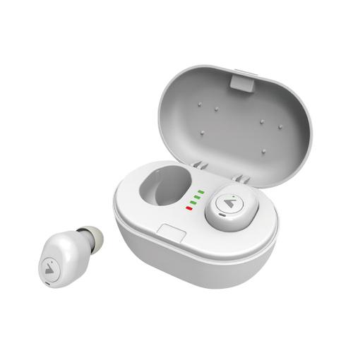 ALPEX Qi充電対応 完全ワイヤレスイヤホン BTW-A8000 ホワイト