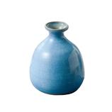 藍花 酒器 青釉 徳利 16166