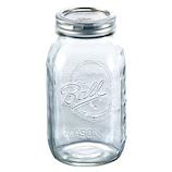 ボール メイソンジャー レギュラーマウス 950mL│保存容器 ガラス保存容器