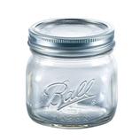ボール メイソンジャー エリート500 48712 500cc│保存容器 ガラス保存容器