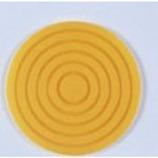 ワールドクリエイト サークルコースター オレンジ