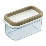 曙産業 カットできちゃうポンドバターケース ST−3009│調味料入れ・卓上小物 バターケース