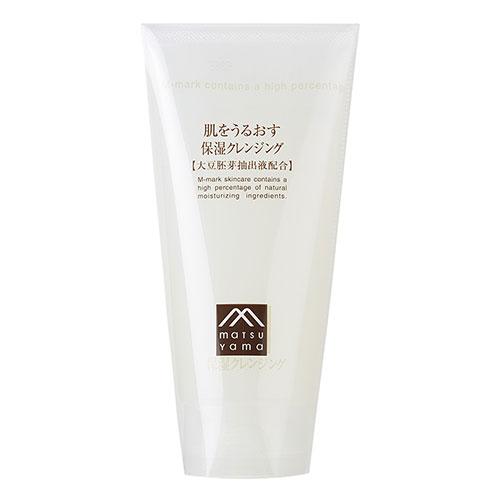 松山油脂 肌をうるおす保湿クレンジング 145g