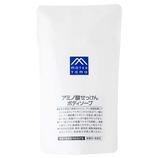 松山油脂 アミノ酸せっけんボディソープ 詰替 600ml
