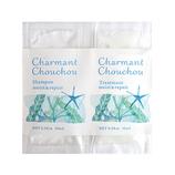 松山油脂 Charmant Chouchou(シャルマンシュシュ) モイスト&リペアヘアケアパウチセット 10ml(各1包)