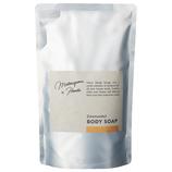 松山油脂×東急ハンズ モイスチャーリキッドソープ カモミール 詰替用 280mL│石鹸 ボディーソープ