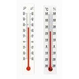 クレセル アルコール温度計 DP-7セット│温度計・湿度計
