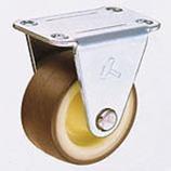 ハンマー 固定式キャスター ウレタン車 420R-UR 65mm