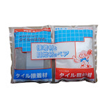 東京サンホーム タイル接着材と目地材のペア KTM-04│接着剤 その他 接着剤