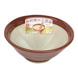 シリコン付すり鉢 5号 赤茶