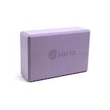 スリア(suria) ヨガブロック 2SU-YB-WST ウィステリア│ダイエット・健康グッズ エクササイズ用品