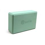 スリア(suria) ヨガブロック 2SU-YB-LG リーフグリーン│ダイエット・健康グッズ エクササイズ用品