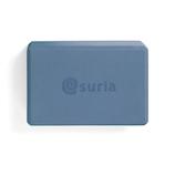 スリア(suria) ヨガブロック 2SU-YB-IB インディゴブルー│ダイエット・健康グッズ エクササイズ用品