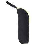 イチーナ スイケース カラーファスナー 9429 黒×黄緑