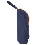イチーナ スイケース カラーファスナー 9429 紺×オレンジ