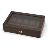 木製ウォッチケース10本用 856−121│収納・クローゼット用品 コレクションケース・ジュエリーボックス