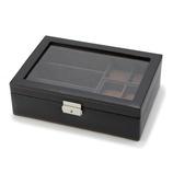 LA VITA IDEALE メンズボックスL 240−576BK ブラック│収納・クローゼット用品 収納ケース