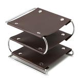 マルチラック 840−568DBR ダークブラウン│収納・クローゼット用品 その他 収納ケース・ボックス