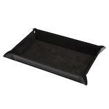 茶谷産業 サプリメント ボタントレー 863-403 ブラック│収納・クローゼット用品 収納ケース