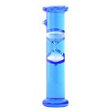 茶谷産業 砂時計 フロート 3分計 333-109 ブルー│時計 置き時計